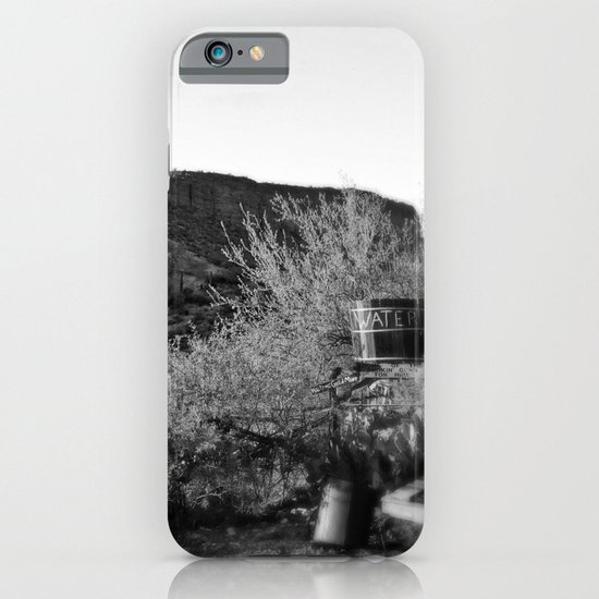 Water in the Desert iPhone & iPod Case