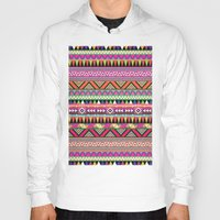 geometric Hoodies featuring OVERDOSE by Bianca Green