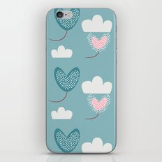 valentine ballons iPhone & iPod Skin
