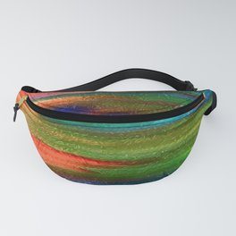 Abs pastel Fanny Pack