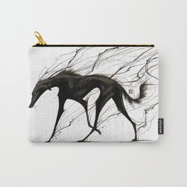 Raising Shadows Carry-All Pouch