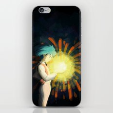 Howl Caught a Falling Star! iPhone & iPod Skin