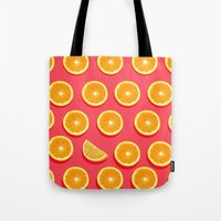 fruit Tote Bags featuring  FRUIT by mark ashkenazi