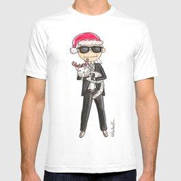 Christmas Karl T-shirt