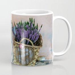 Sognare: Dream BIG Lavender Bicycle Coffee Mug