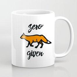 Beware Coffee Mug