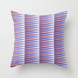 Geometrix 111 Throw Pillow