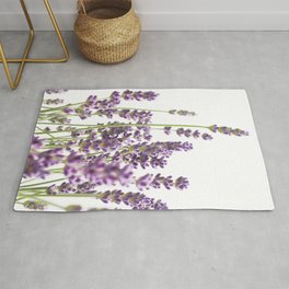 Purple Lavender #3 #decor #art #society6 Rug