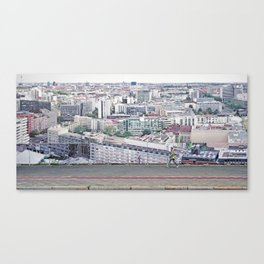 berlin autopsy Canvas Print