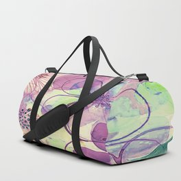 FLORAL PATTERN30 Duffle Bag
