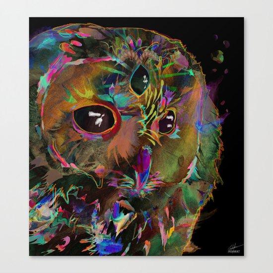 Synergist Canvas Print