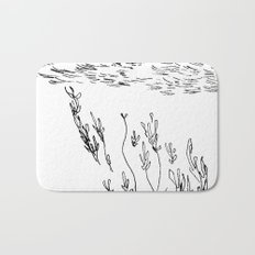 the ocean Bath Mat