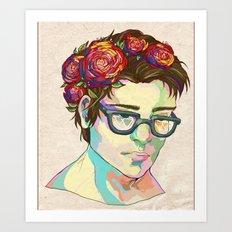 Delicatus Art Print
