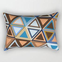 Trois Côtés Rectangular Pillow