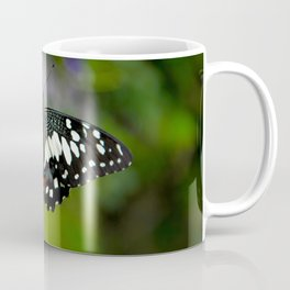Butterfly Large Coffee Mug
