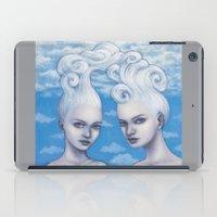 gemini iPad Cases featuring Gemini by Artist Andrea