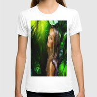 amy hamilton T-shirts featuring Amy by Robin Curtiss