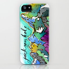 Summer's Upon Us iPhone Case