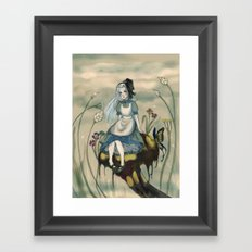 Alice Framed Art Print