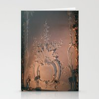 baroque Stationery Cards featuring Baroque by Moriarty