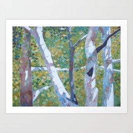 Radiant and Free Art Print