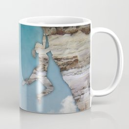 Climb On II Coffee Mug