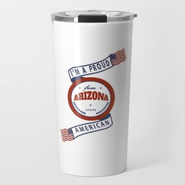 Arizona Travel Mug