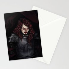 Traped Stationery Cards