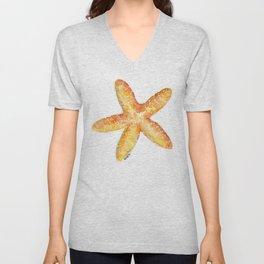 Starfish 1 Unisex V-Neck
