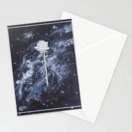 Finely Tuned but Fragile Stationery Cards