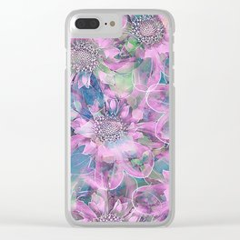 The Smell of Spring 2 Clear iPhone Case