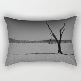 Namibia's landscape Rectangular Pillow