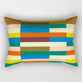 kilim Autumn Colors Rectangular Pillow