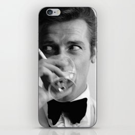 Shaken Not Stirred iPhone Skin