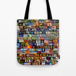 Artwall XXL Tote Bag
