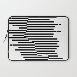 Creative Stripes Shocked Artwork Laptop Sleeve