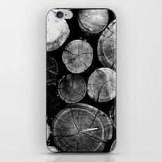 Wood Love iPhone & iPod Skin