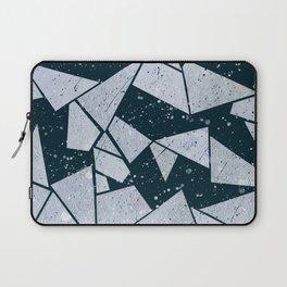 Lunar Splatter Laptop Sleeve