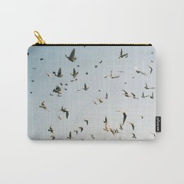 Sea Birds. Carry-All Pouch