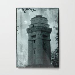 Bismarck tower Metal Print