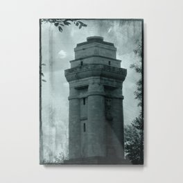 Bismarck tower Metal Print