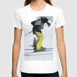 Natural High   - Ski Jump Landing T-shirt