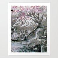 root upturn Art Print