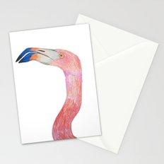 Flamingo. Flamingo art, Flamingo illustration. Stationery Cards