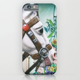 Carousel One iPhone Case