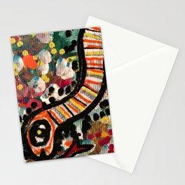 Slimey Stationery Cards