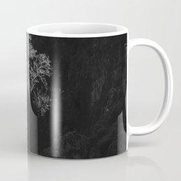 Mountain Light. Sierra Nevada. BW Coffee Mug
