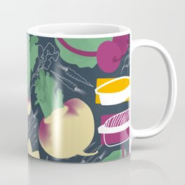 Root Vegetables Coffee Mug