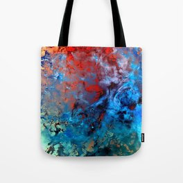 α Comae Berenices Tote Bag