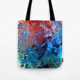 α Comae Berenices Tote Bag